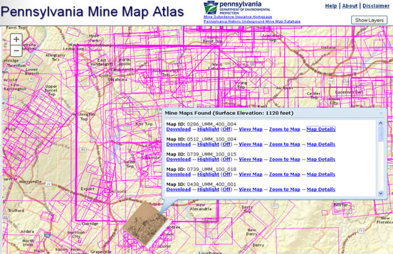 Pennsylvania Mine Map Atlas - Tutorial on map games, map project, map history, map services, map data, map print, map language, map of ur and uruk, map drawing, map java, map world, map of mobile, map web, map projection, map of asean countries, map art, map of afghanistan and pakistan, map book, map design,